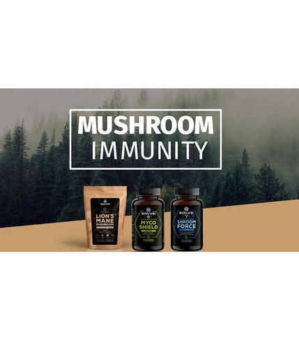 Mushroom Immunity BOX (Mały)