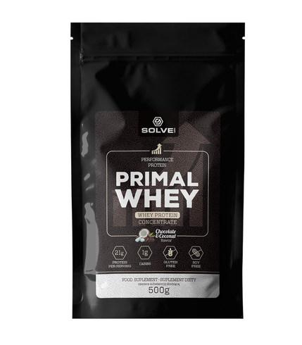 Białko WPC Primal Whey Chocolate & Coconut 500g