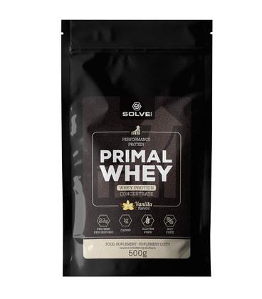 Białko WPC Primal Whey Vanilla 500g