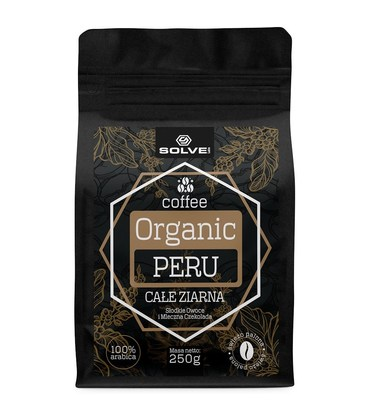 Kawa ziarnista Organic Peru