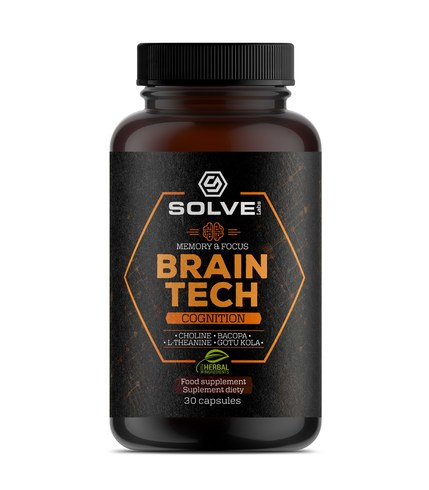 Brain Tech - Memory & Focus