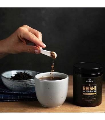 Reishi (Ganoderma lucidum) 10:1 Mushroom Powder