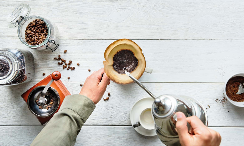 kawa organiczna bio
