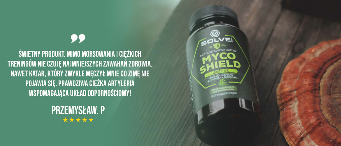 Solve Labs Myco Shield opinia