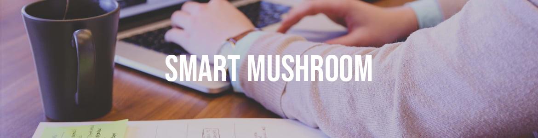 smart mushroom