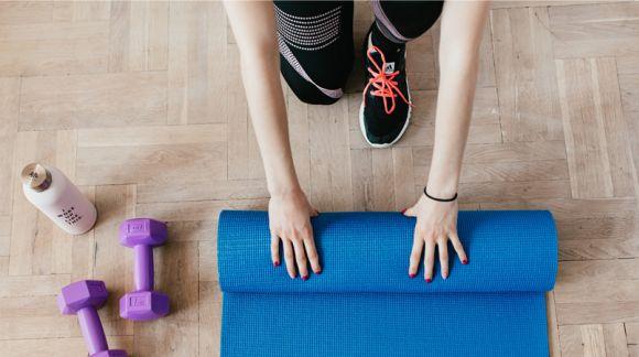 Trening domatora - jak zaplanować treningu w domu