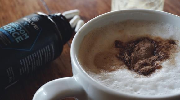 Shroom Coffee - przepis